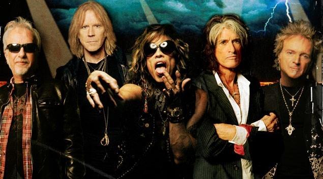 Coluna Música no Ar: Banda Aerosmith
