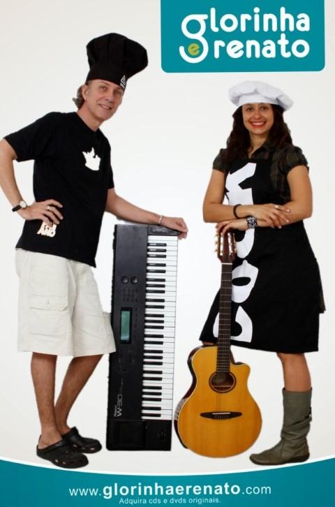 Música no Ar – Glorinha e Renato