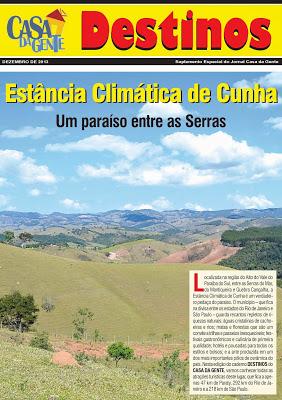 Suplemento especial – Estância Climática de Cunha