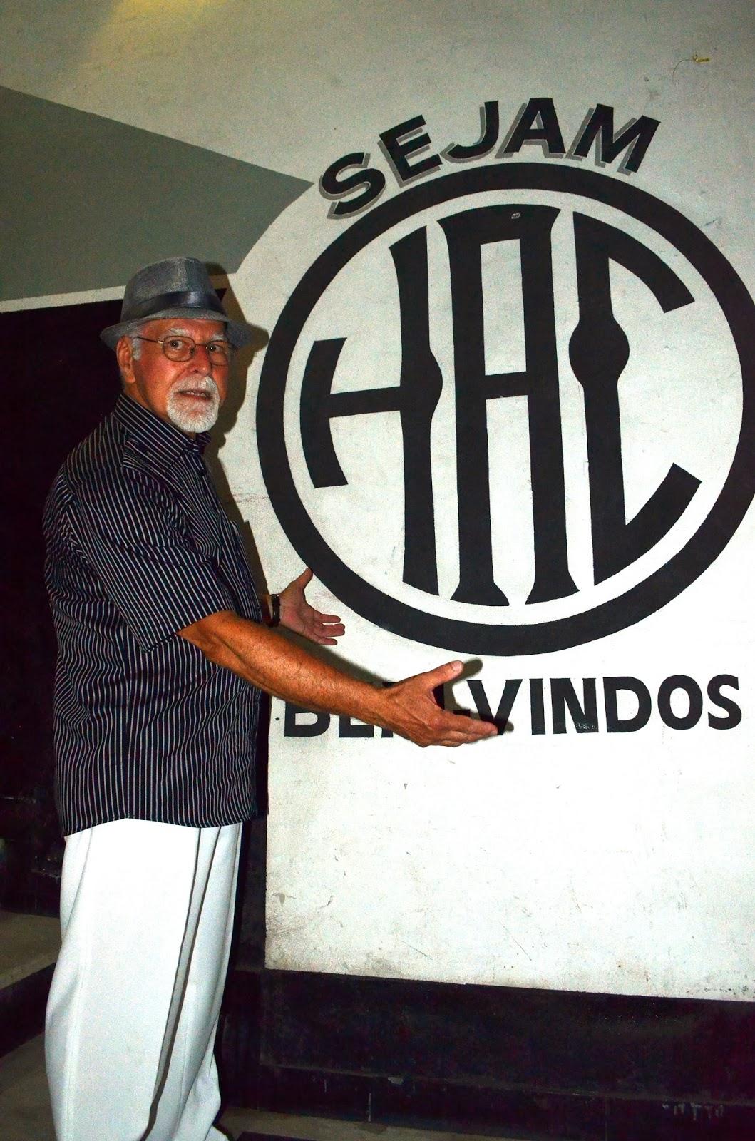 81 anos: Humaitá lotou a sede do clube