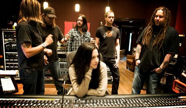 Música no ar – Evanescence