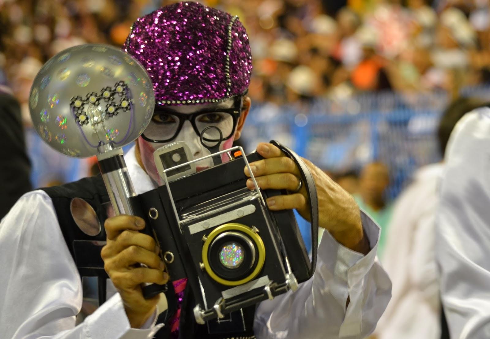 Carnaval do Rio: Quando a emoção desfila na avenida