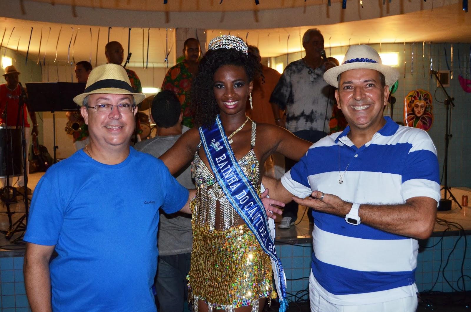 Canto do Rio – Baile dos sócios abriu os festejos de Carnaval