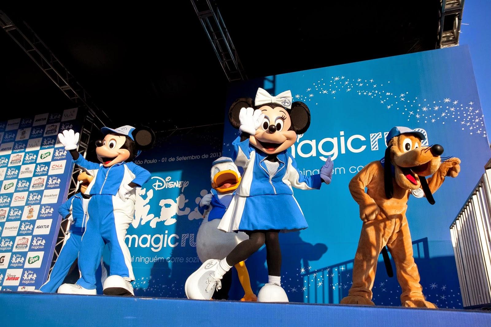 Inscrições abertas para a Disney Magic Run