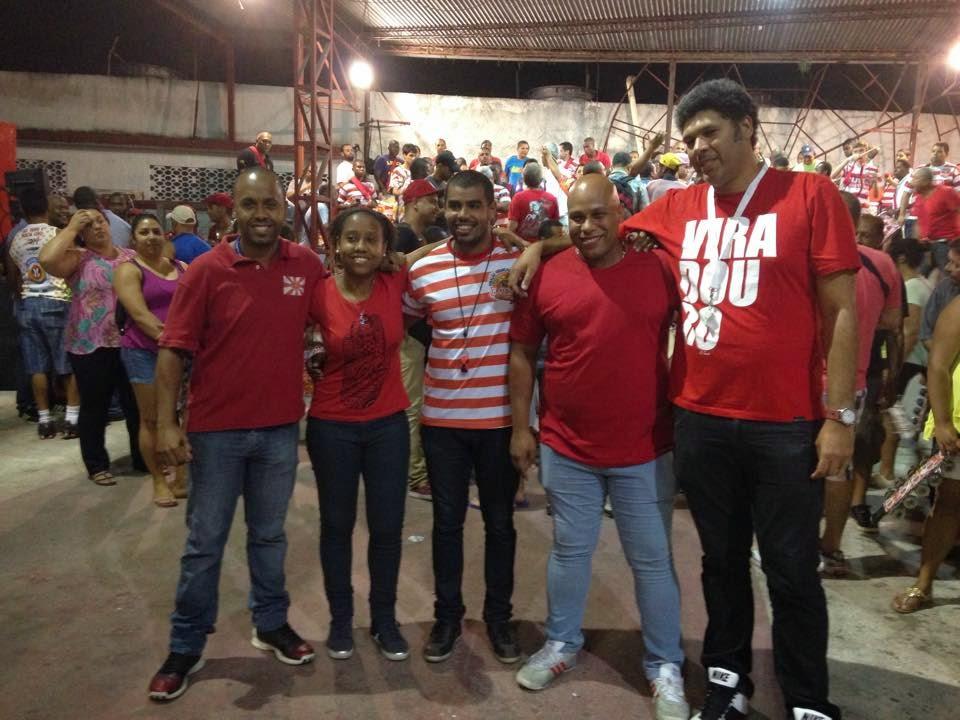 Coluna do Samba – Outubro/2014