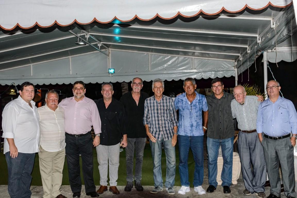 ACN reúne dirigentes iniciando despedidas 2016