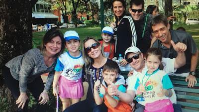 Liga de tênis infantil do Rio realiza festival