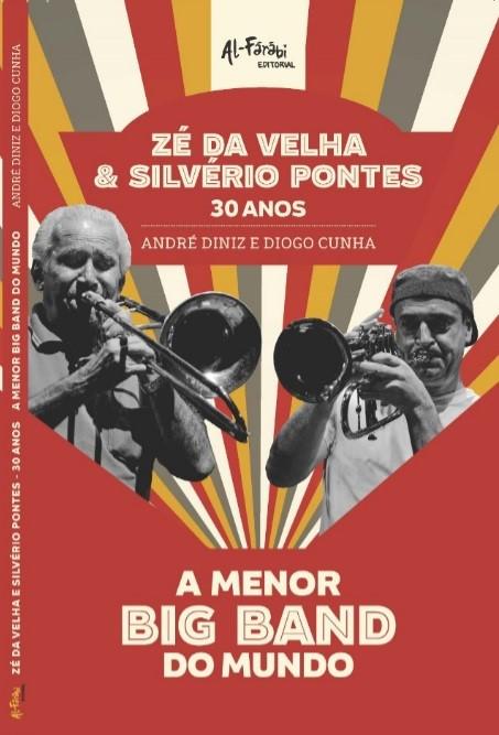"""Livro """"A Menor Big Band do Mundo"""" será lançado em Niterói"""