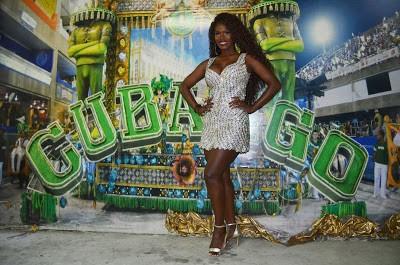 Cubango: 58 anos de fundação com festa e coroação de Cris Alves