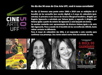 50 anos do Cine Arte UFF