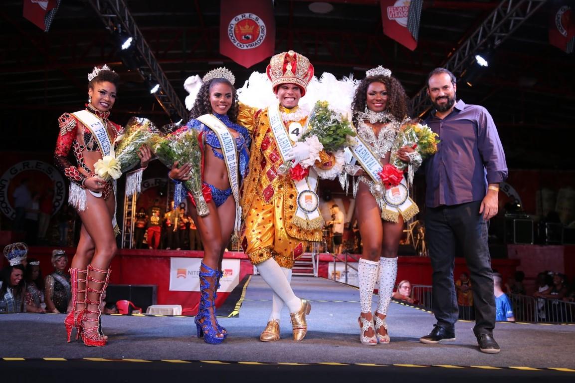 Inscrições abertas para concurso da corte momesca do carnaval 2019 de Niterói