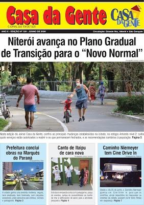 Jornal Casa da Gente – edição de Junho/2020