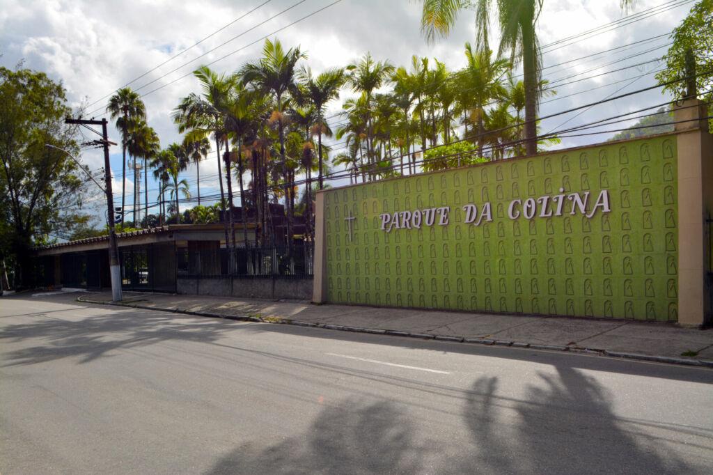 Cemiterio Parque da Colina Niteroi Cemitério Parque da Colina divulga estrutura de segurança sanitária para Dia de Finados