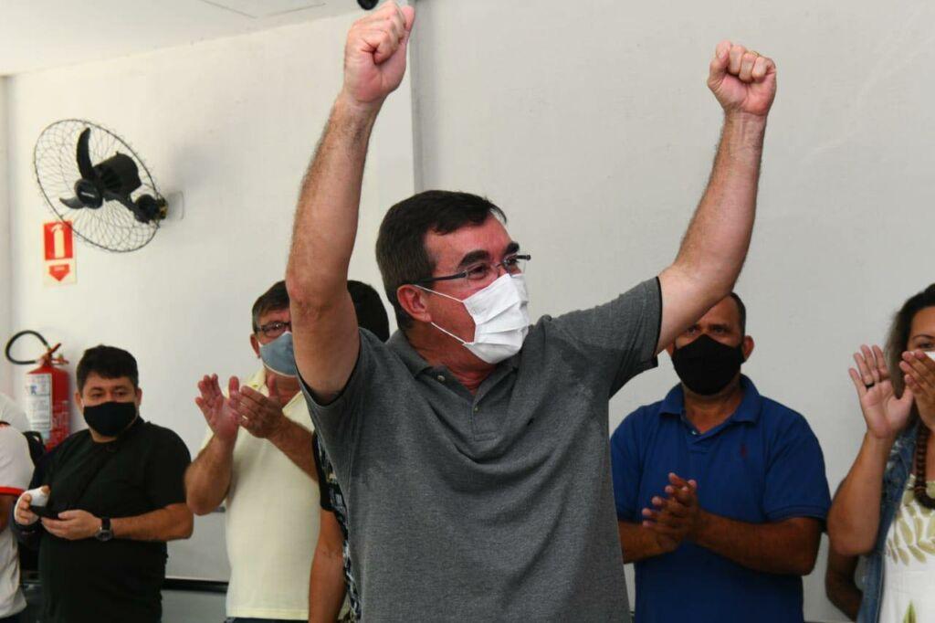 Bagueira foto divulgscao Axel Grael é eleito Prefeito de Niterói no primeiro turno