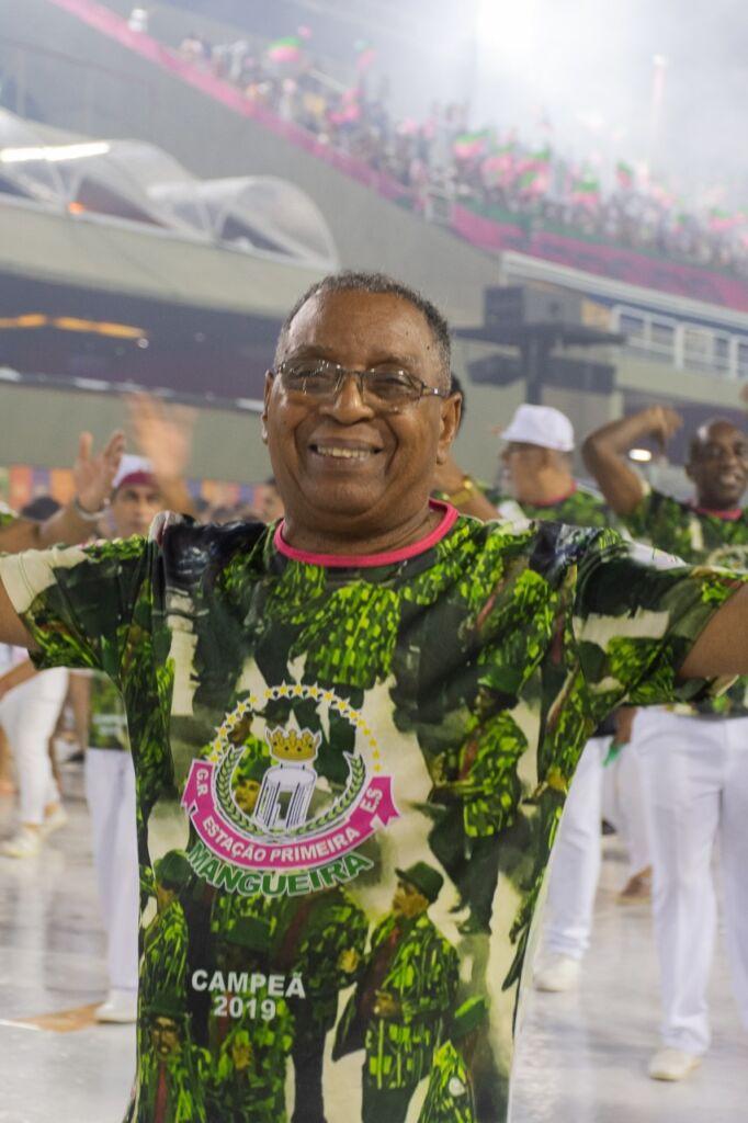 Flavinho Machado foto Hyrinea Borneo Morre Flavinho Machado, um dos maiores compositores de samba do Brasil