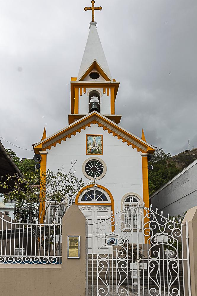 Igreja Nossa Senhora de F tima da Ponta DAreia Hyrin a Born o 1 Os recantos (e encantos) de Niterói