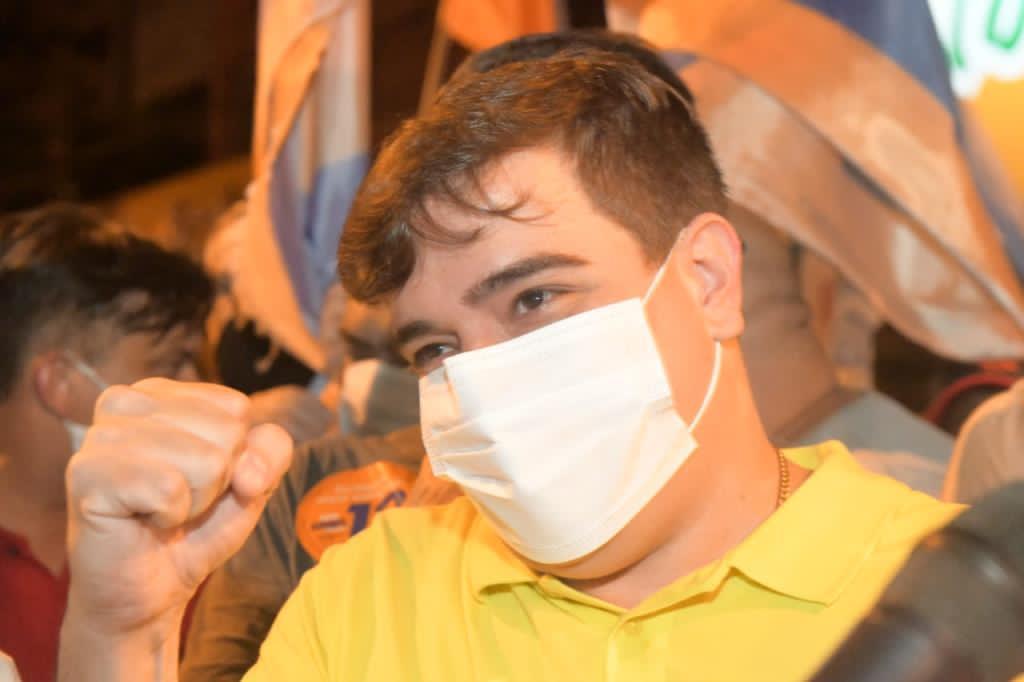 Vereador mais votado Andrigo foto divulgacao Conheça os vereadores que irão assumir a Câmara de Niterói em 2021