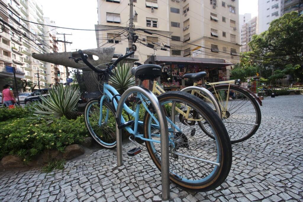 Niterói ganha mais 200 paraciclos