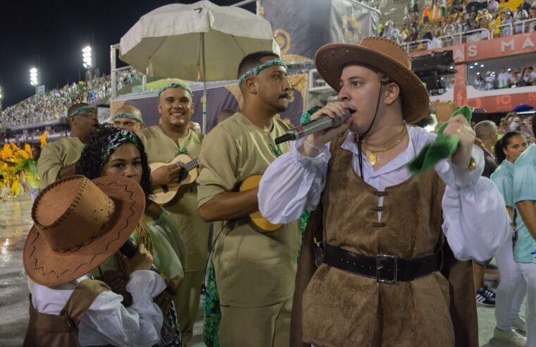 Os maiores sambas da história do Carnaval numa só live