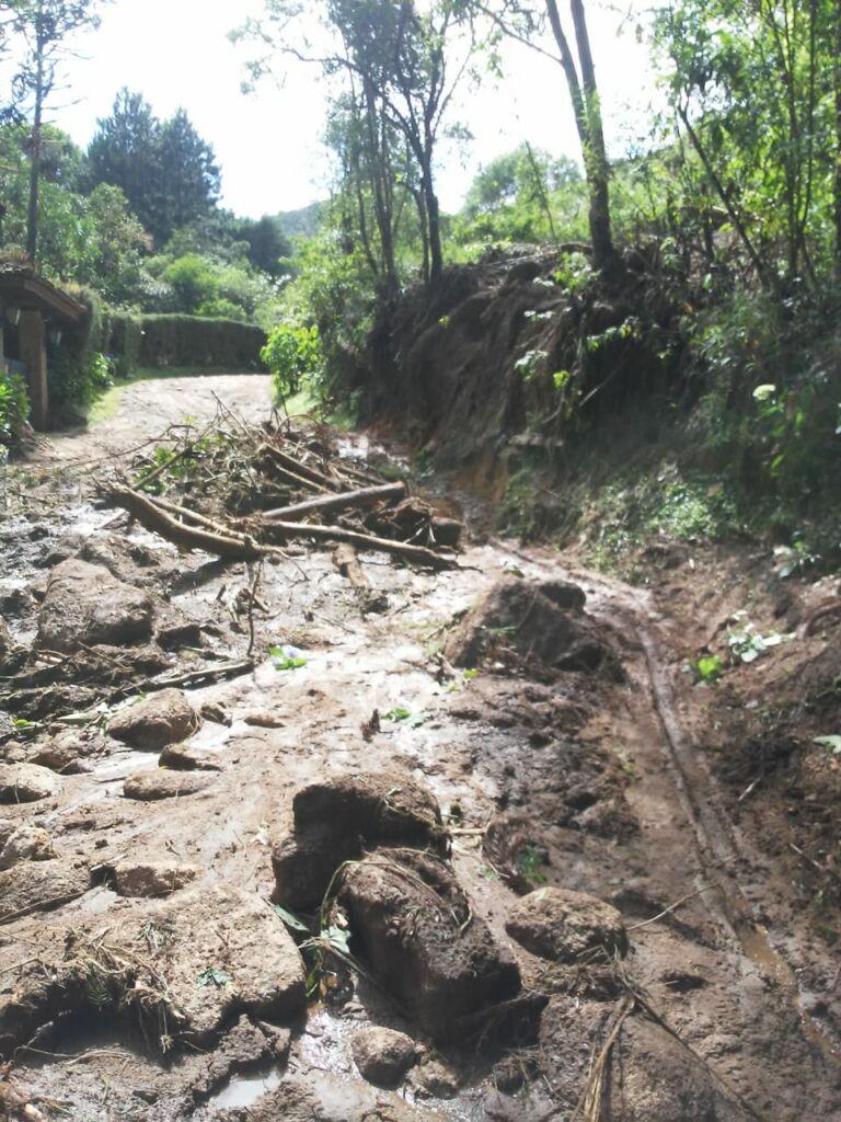 estrada cunha paraty interditada depois da chuva Estrada que dá acesso à Pedra da Macela, no município de Cunha (SP), é interrompida