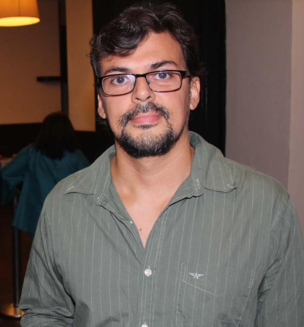 Ivan de Angelis Diretor Filmes dos países de língua portuguesa na programação do FESTin ON Niterói