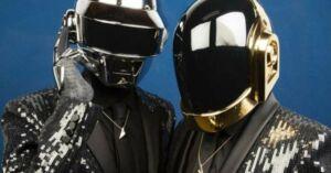 daft punk Fim do Daft Punk