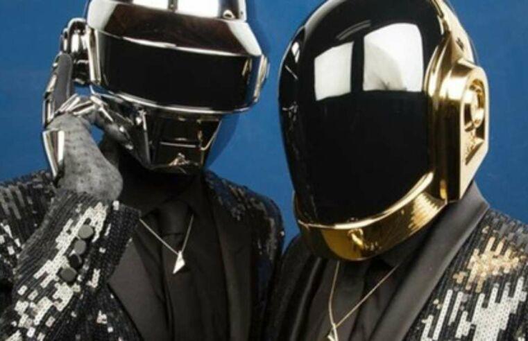 Fim do Daft Punk