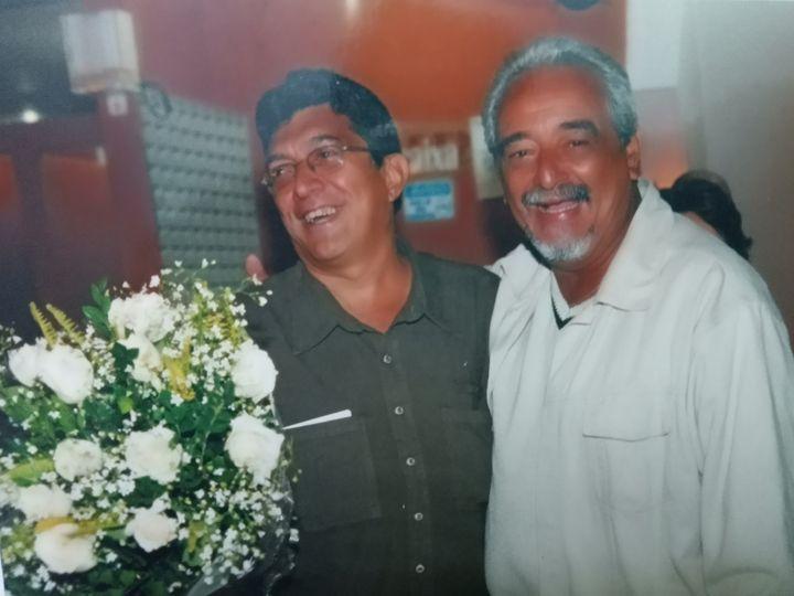 Mario Dias e Mario Sousa O Adeus a Mário Dias