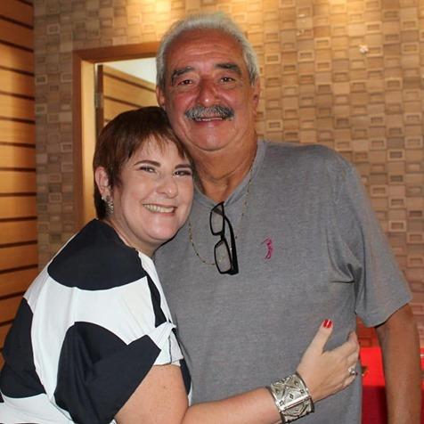 Mario Dias e Solange O Adeus a Mário Dias