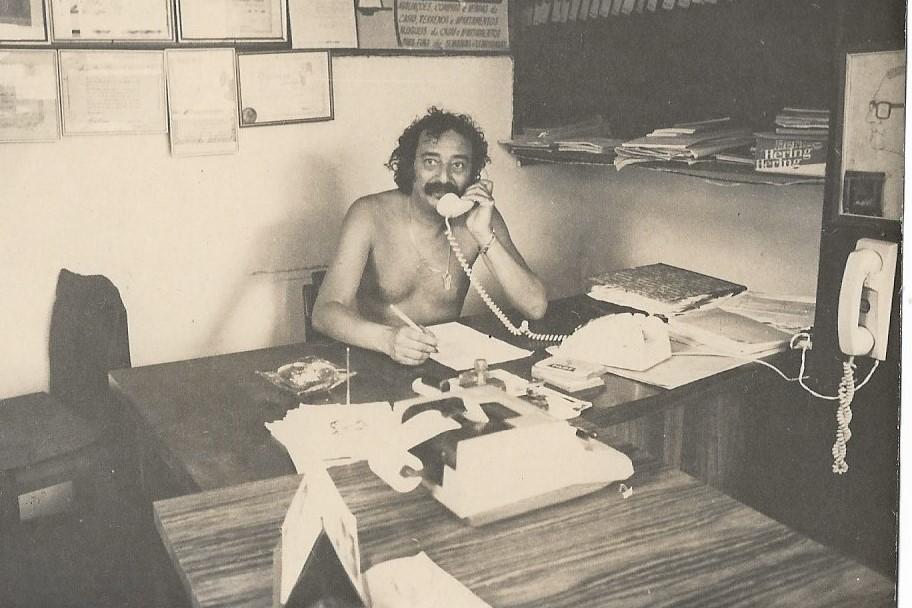 Mario Dias Mario Dias: uma vida dedicada à Comunicação e à Cultura