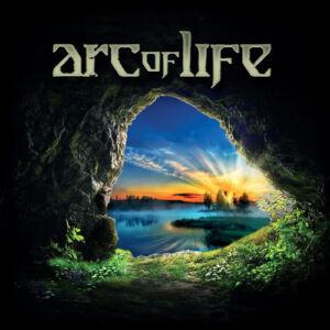 Capa do album Arc of life