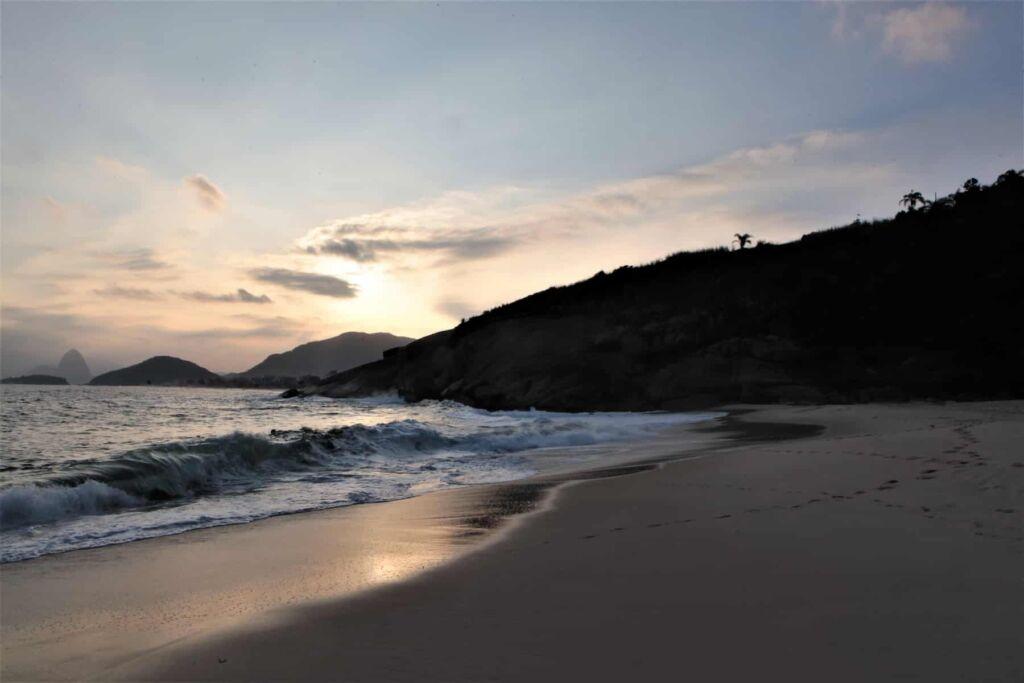 Praia do Sossego será analisada para receber bandeira azul