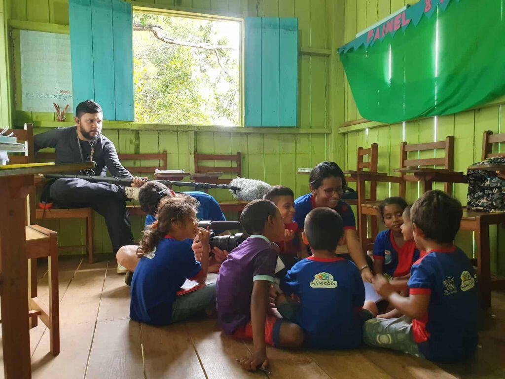 """Foto EP 12 por Amanda Castro 2 Descubra as """"Sementes da Educação"""" por todo o Brasil"""
