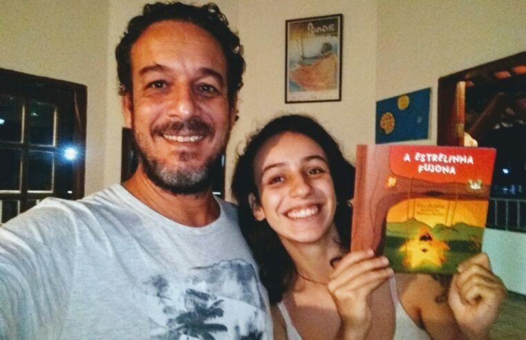 """""""A Estrelinha Fujona"""" e suas aventuras"""