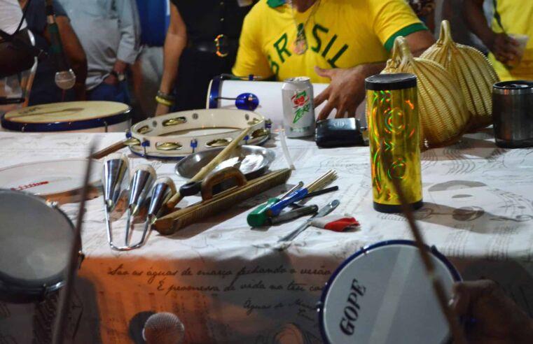 Congresso Nacional discutirá a genealogia do Samba