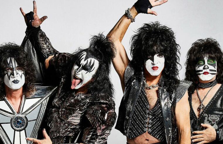 Turnê brasileira do Kiss tem nova data